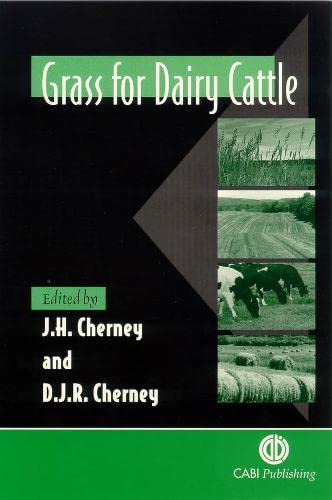 9780851992884: Grass for Dairy Cattle