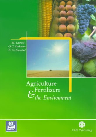 9780851993584: Agriculture, Fertilizers and the Environment (Cabi Publishing)