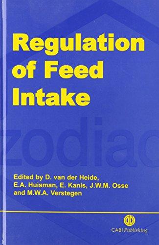REGULATION OF FEED INTAKE: Heide D.van Der;