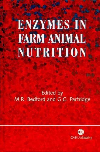 9780851993935: Enzymes in Farm Animal Nutrition