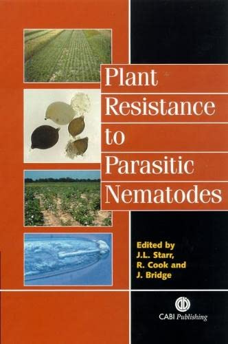 9780851994666: Plant Resistance to Parasitic Nematodes