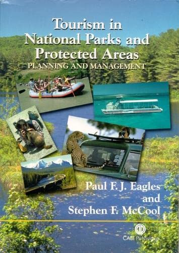 9780851995892: Tourism in National Parks and Protected A: Planning and Management (Cabi)