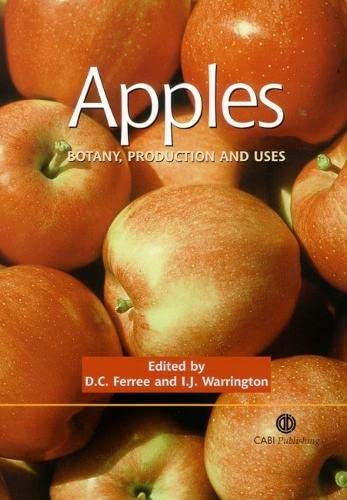 9780851995922: Apples: Botany, Production and Uses