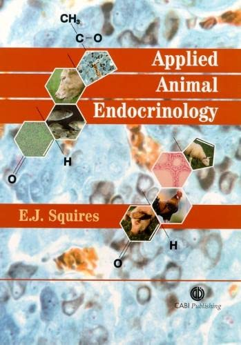 9780851995946: Applied Animal Endocrinology