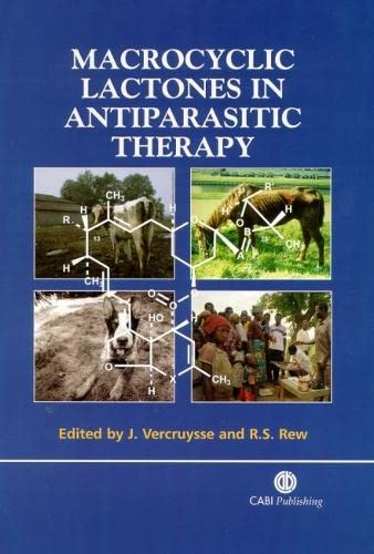 9780851996172: Macrocyclic Lactones in Antiparasitic Therapy