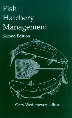 9780851996264: Fish Hatchery Management
