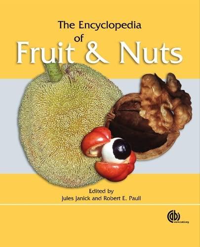 9780851996387: Encyclopedia of Fruit and N (Cabi Publishing)