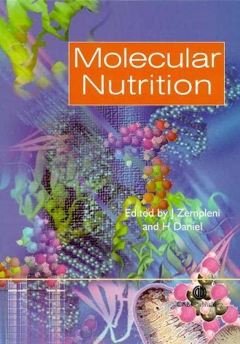 9780851996790: Molecular Nutrition (Cabi)