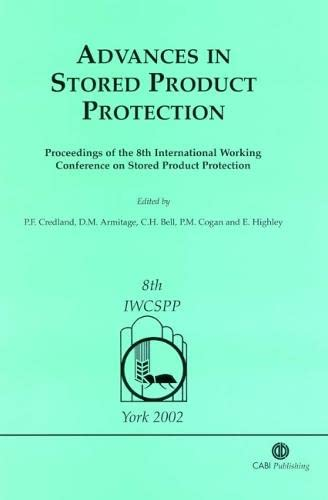 9780851996912: Advances in Stored Product Protection