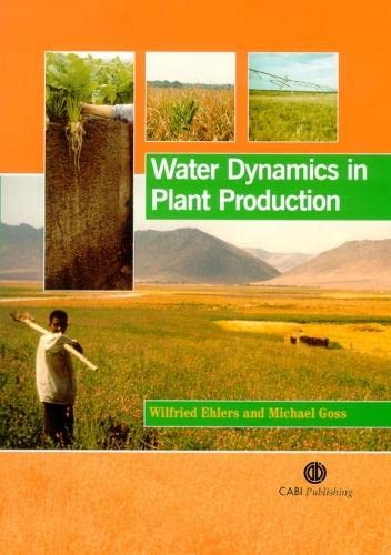 9780851996943: Water Dynamics in Plant Production