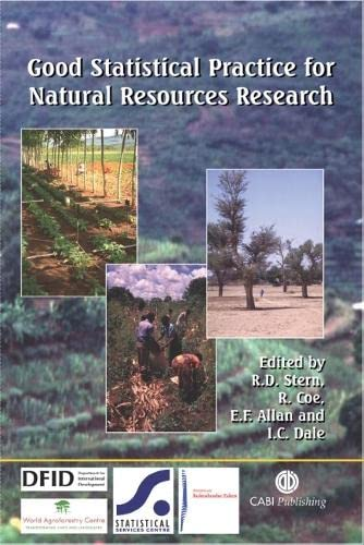 9780851997223: Good Statistical Practice for Natural Resources Research