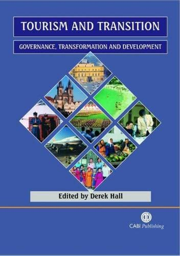 9780851997483: Tourism and Transition: Governance, Transformation and Development (Cabi)
