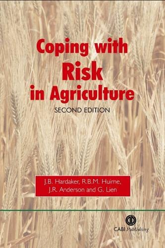 9780851998312: Coping with Risk in Agriculture (Cabi)