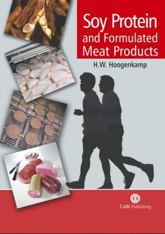 Soy Protein and Formulated Meat Products (Cabi): HÂW Hoogenkamp
