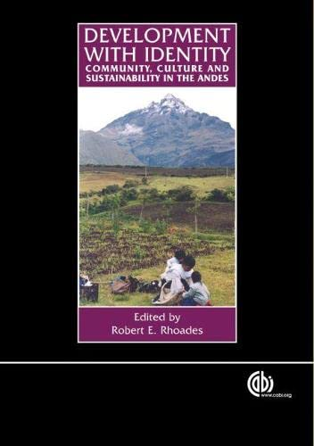 9780851999494: Development with Identity: Community, Culture and Sustainability in the Andes