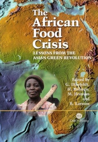 9780851999982: The African Food Crisis: Lessons from the Asian Green Revolution