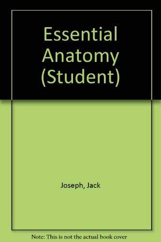 9780852000298: Essential Anatomy (Student)
