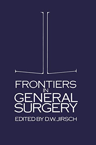 9780852002490: Frontiers in General Surgery