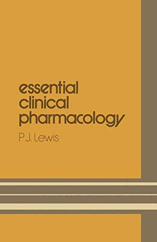 9780852003725: Essential Clinical Pharmacology