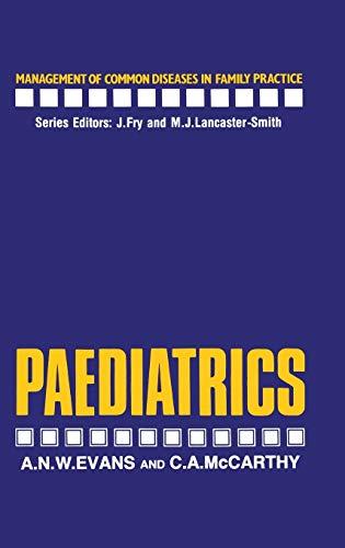 9780852007594: Paediatrics