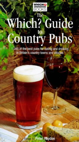 """The """"Which?"""" Guide to Country Pubs (""""Which?"""" Guides)"""