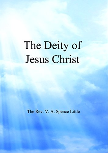 9780852050507: The Deity of Jesus Christ