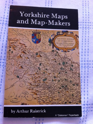 9780852060117: Yorkshire Maps and Map-makers