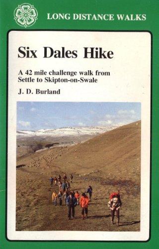 Six Dales Hike: J d Burland