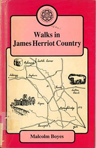 9780852068199: Walks in James Herriot Country