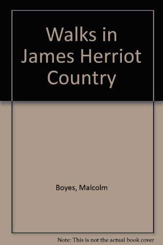 9780852069646: Walks in James Herriot Country