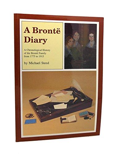 9780852069936: A Bronte Diary