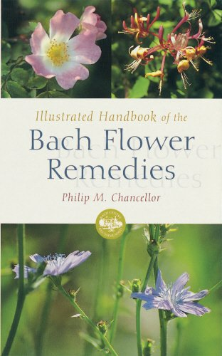 9780852070024: Illustrated Handbook Of The Bach Flower Remedies