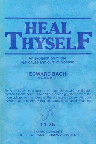 Heal Thyself: Bach