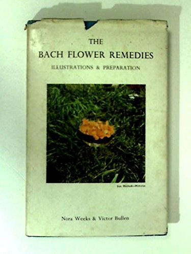 9780852071205: Bach Flower Remedies: Illustrations and Preparation