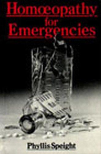 9780852071625: Homoeopathy for Emergencies