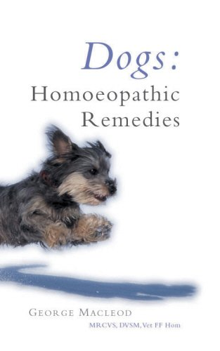 9780852072189: Dogs: Homoeopathic Remedies