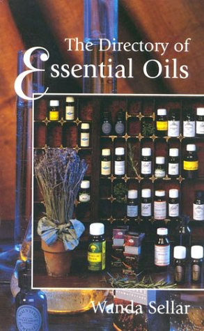 9780852072394: The Directory of Essential Oils