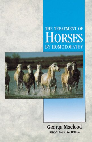 9780852072493: The Treatment Of Horses By Homoeopathy