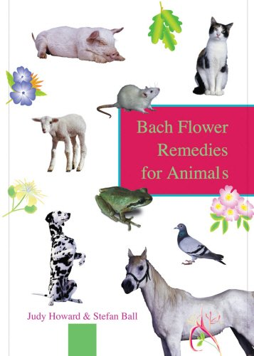 9780852072967: Bach Flower Remedies For Animals