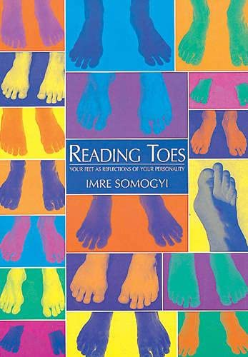 9780852073100: Reading Toes: Your Feet as Reflections of Your Personality
