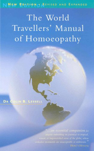 9780852073308: The World Travellers' Manual of Homoeopathy