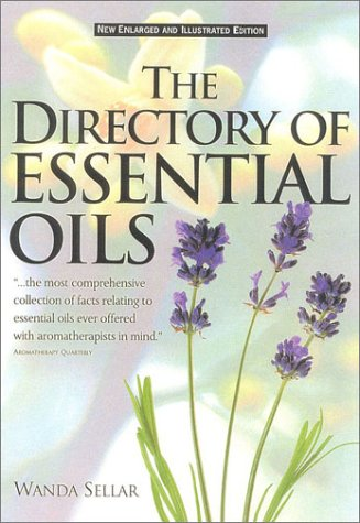 9780852073469: The Directory Of Essential Oils