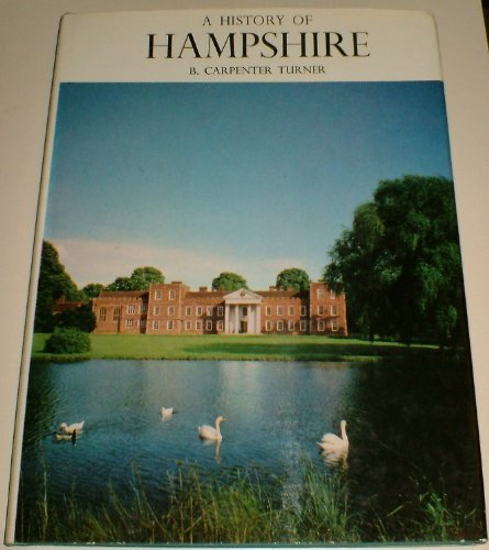 9780852080184: History of Hampshire (Illustrated County History)