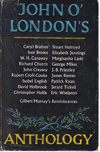 "John O'London's"" Anthology: John O'London"