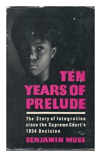9780852080399: Ten Years of Prelude