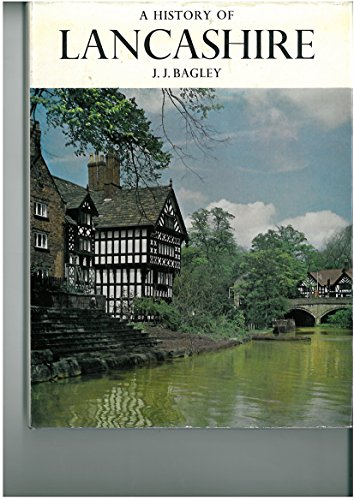 9780852080627: History of Lancashire (Illustrated County History)