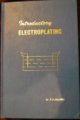 9780852180273: Introductory Electroplating