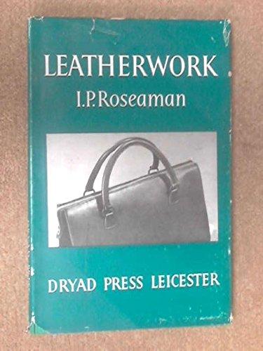 9780852190135: Leatherwork