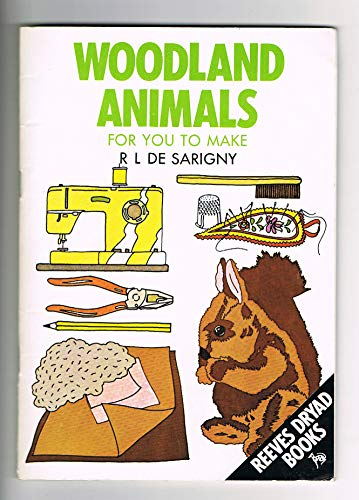 9780852190494: Woodland Animals for You to Make