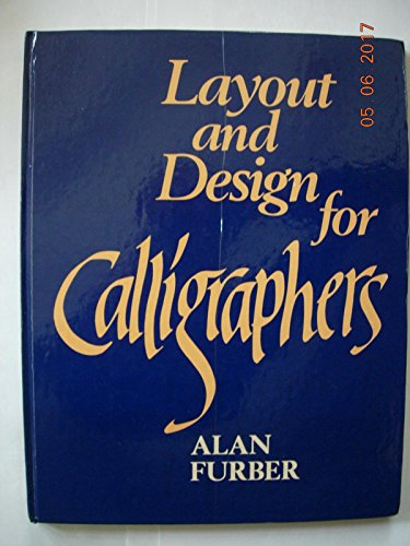 9780852196175: Layout and Design for Calligraphers